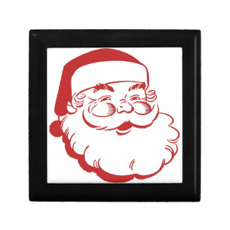Santa Claus Trinket Boxes