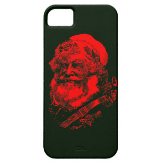 Santa Claus V2 iPhone SE/5/5s Case