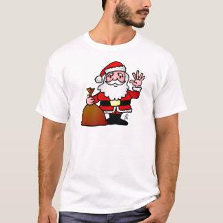 Santa Claus waving T-Shirt