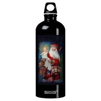 Santa Claus with Christ Child SIGG Traveler 1.0L Water Bottle