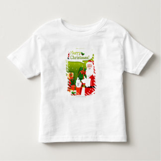 Santa Claus with gifts T-shirt