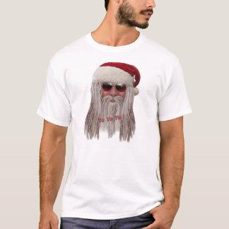 Santa Claus with shades & dreads T-Shirt