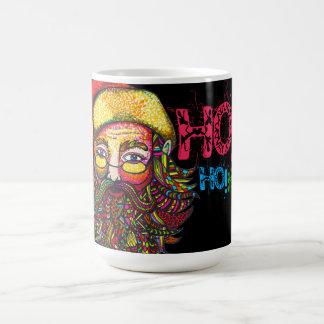 Santa Claus with Text Coffee Mug