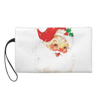 Santa Claus Wristlet