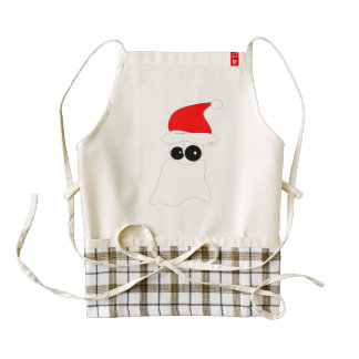 Santa Claus Zazzle HEART Apron