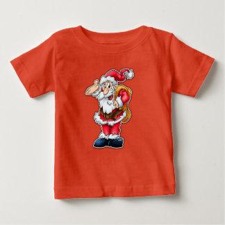 Santa Clause baby shirt cartoon