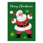 Santa Clause Cards