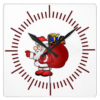 Santa Clause Clocks