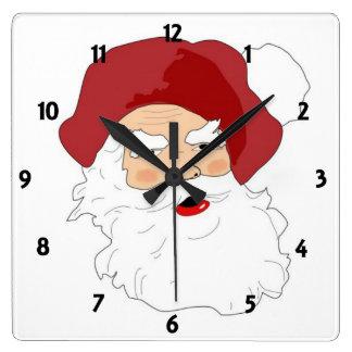 Santa Clause Wall Clocks