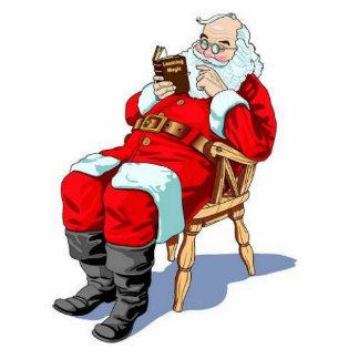 Santa Clause Cutout