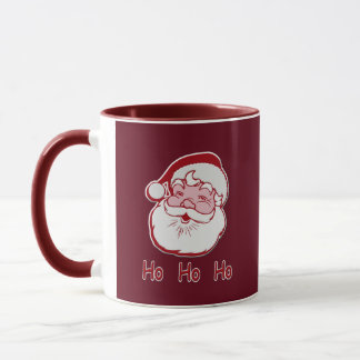 Santa Clause – Ho Ho Ho Mug