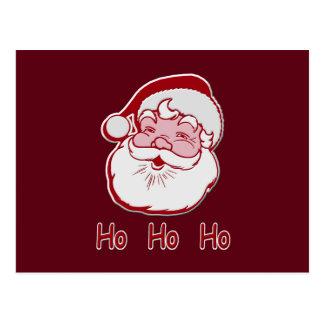 Santa Clause – Ho Ho Ho Postcard