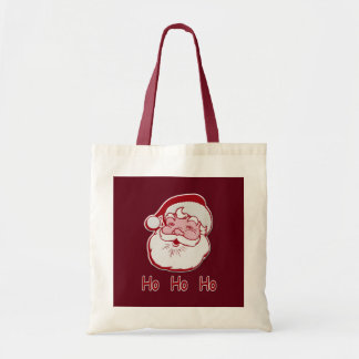 Santa Clause – Ho Ho Ho Tote Bag