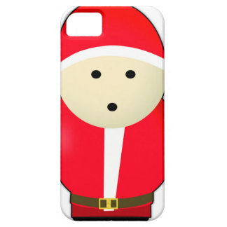 Santa Clause iPhone SE/5/5s Case