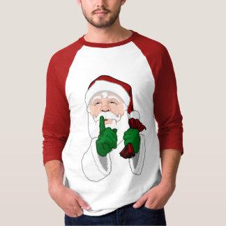 Santa Clause Jersey Shirt Festive Santa Shirt