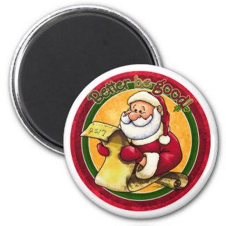 Santa Clause Magnet