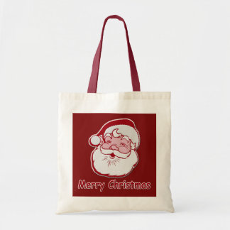 Santa Clause – Merry Christmas Tote Bag