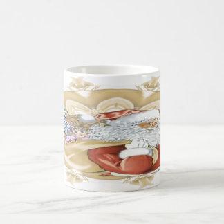 Santa Clause - Morphing Mug