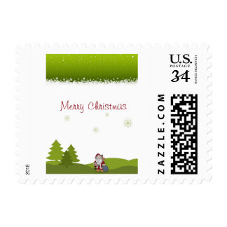 Santa Clause Postage
