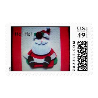 Santa Clause Stamp