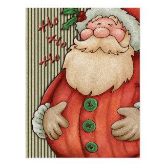 Santa Clause Postcards