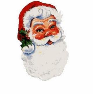 Santa Clause Sculpture
