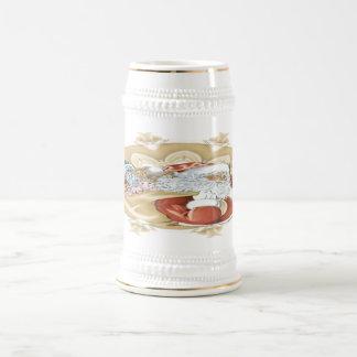 Santa Clause - Stein Coffee Mug