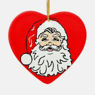 Santa Clause & Toy Soldier Christmas Ornament