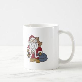 Santa Clause with Gifts Mug