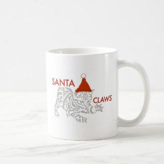 Santa Claws Coffee Mug