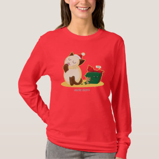 Santa Claws T-Shirt