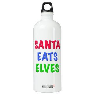 Santa come duendes