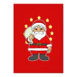 Santa con las estrellas comunicado