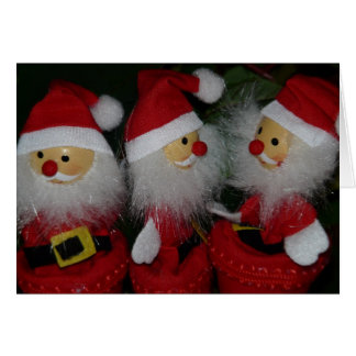 Santa Crafts Dolls Gifts for Santa Collectors Cards