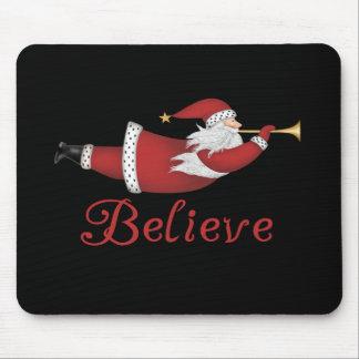 Santa cree tapetes de raton