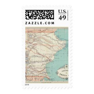 Santa Cruz, Argentina Stamps