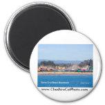 Santa Cruz Beach Boardwalk California Products Magnet