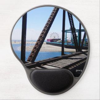 Santa Cruz Beach/Boardwalk Gel Mouse Pad