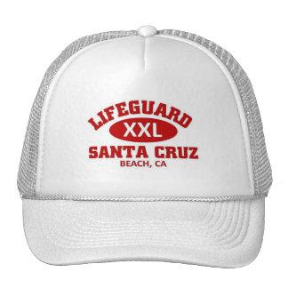 Santa Cruz Beach, california Trucker Hats
