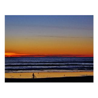 Santa Cruz Beach Crusier Postcard