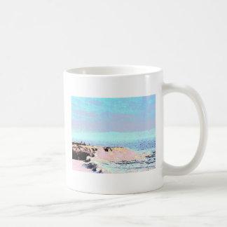 Santa Cruz, CA Coffee Mug