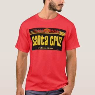 Santa Cruz,Ca -- T-Shirt