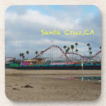 Santa Cruz California Beverage Coasters