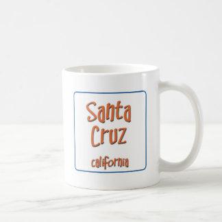 Santa Cruz California BlueBox Mugs