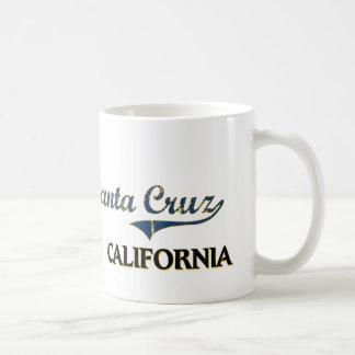 Santa Cruz California City Classic Mug