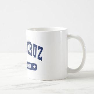 Santa Cruz California College Style tee shirts Coffee Mug