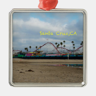 Santa Cruz California Ornamento Para Reyes Magos