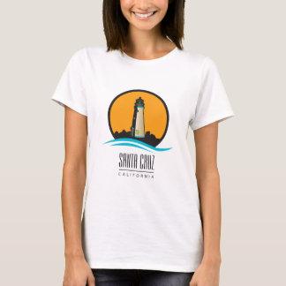 Santa Cruz California Lighthouse T-Shirt