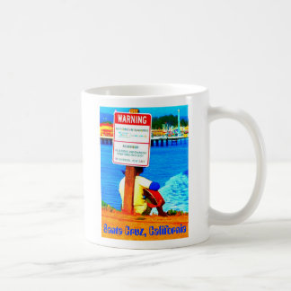 Santa Cruz, California Coffee Mugs