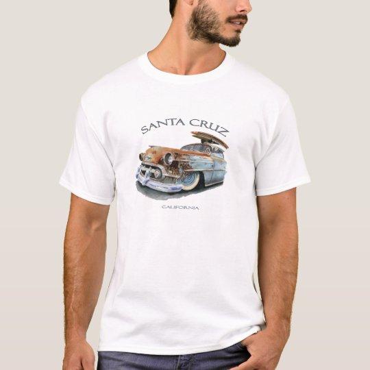 Santa Cruz, California Old Car T-Shirt